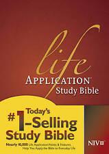 Good, Life Application Study Bible NIV, , Book