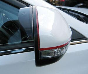 MG HS Wing Mirror Rain Deflectors Superb (Pair) MG HS     GENUINE UK COMPANY