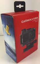 Garmin VIRB Ultra 30 HD 4K Action Camera with Built-In GPS/Performance Sensors