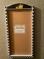 "MARY ENGELBREIT CALENDAR HOLDER - 12"" x 24"""