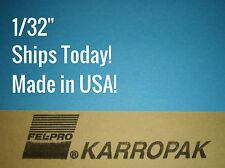 """1/32""""x4.5""""x11"""" Gasket Material gas coolant oil antifreeze Fel-Pro KARROPAK Sheet"""