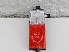 Fahrrad Rücklicht Standlicht mit 3 LED s Dynamobetrieb Schutzblech Montage 01234