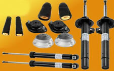 4X SACHS  BMW E46 3ER SHOCK ABSORBER set REAR front top mount COVERS DAMPERS