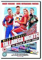 Talladega Nights [DVD] [2006] [2007] [DVD][Region 2]