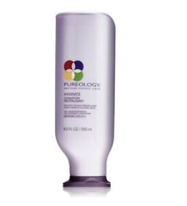 New Pureology Hydrate Conditioner Revitalisant Color Treated Hair Sulfate Free