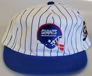 New! VINTAGE NY Giants Embroidered Flex Fit JUVENILE Cap