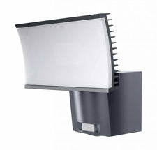 Osram LED-Flutlichtstrahler, Noxlite, grau, Bewegungsmelder, Dämmerungssensor, 2