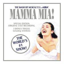 MAMMA MIA MUSICAL CD SPECIAL EDITION +3 TRACKS ABBA NEU