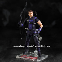 "New Hawkeye Marvel Avengers Legends Comic Heroes Action Figure 7"" Kids Toys"