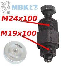 ARRACHE VOLANT MAGNETIQUE MBK 41 51 MOTOBECANE 19x100 + 24x100 MOBYLETTE PEUGEOT