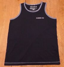 #2201-7 Carrera Jeans Est 1965 Surfing Brand 2-Sided Graphics Tank Top XL
