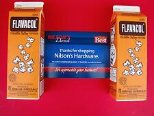 2pk Flavacol Seasoning Popcorn Pop Corn Salt Ingredient Yellow Color Apeal 2045