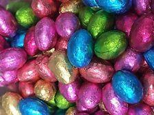 1kg Chocolate Foil Wrapped Mini Eggs Choc Easter Eggs
