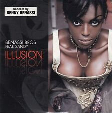 Benassi Bros Feat. Sandy ‎Maxi CD Illusion - France