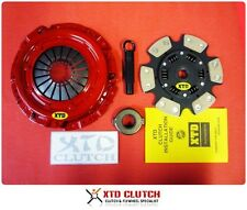 XTD® STAGE 3 CLUTCH KIT 1984 PONTIAC FIERO 2.5L