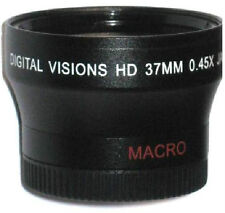 37mm Wide Angle Lens for Olympus E-PM1 E-P1 E-P2 E-P3 E-PL1 E-PL2 E-PL7 E-PL8