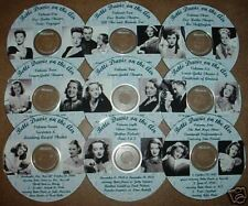 BETTE DAVIS on the air - Vintage Radio Shows OTR-CDs