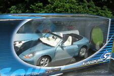 SOLIDO 1/18 PORSCHE 911 CABRIOLET Bleu Metal Ref9028!
