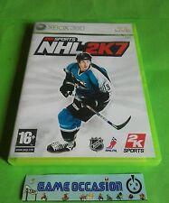 NHL2K7 MICROSOFT XBOX 360 PAL