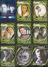 Supernatural Season 2 Two 2007 Inkworks Complete Base Card Set Of 90 Tv