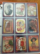 1995 Campbell's Soup trading cards complete base set and 11 rare cards. MINT