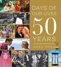 DAYS OF OUR LIVES 50 YEARS - NEW HARDCOVER BOOK
