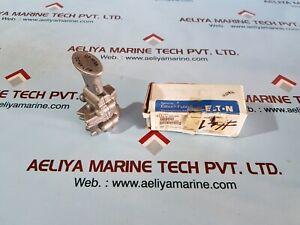 Eaton corporation a-3546 range master valve