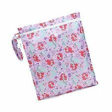 Bumkins Disney Ariel Waterproof Wet Bag Washable Reusable for Travel 12x14