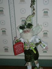 "2017-Mark Roberts-15"" Medium Mistletoe Magic Fairy -# 271/750-New In Box"