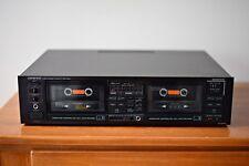 Vintage Onkyo TA-RW99 Double Cassette Tape Deck Japan