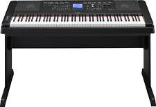 Yamaha DGX-660 B E-Piano Clavier Portable Grand Piano Dgx 660