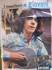 Poster Manifesti di GIOVANI 1967 73x50 cm - ANTOINE [D39-28]