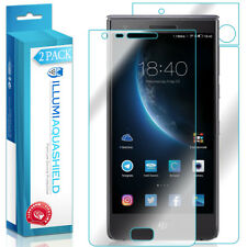 2x iLLumi AquaShield Front Screen + Back Panel Protector for BlackBerry Motion
