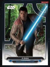 Topps Star Wars Card Trader Digital Jyn Erso Live Signature 2,017CC