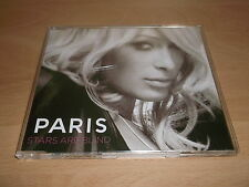 PARIS - STARS ARE BLIND - CD SINGLE - UK FREEPOST