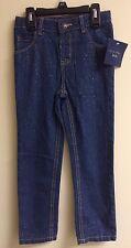 NWT Toddler 4T Falls Creek Sparkly Denim Jeans