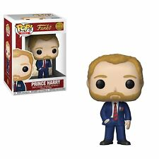 Prince Harry Royal Family POP! The Royals #06 Vinyl Figur Funko