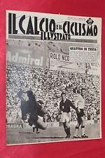 Rivista Sportiva IL CALCIO e il CICLISMO ILLUSTRATO Anno 1961 N°37 MATTREL