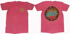 G&S / Gordon & Smith Vintage Puff Print Surf Tee Shirt '80s Surfing Retro S Pink