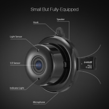 Surveillance Camera WIFI IP Camera Universal 1080P  Full  HD 38DB Microphone