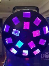 DJ Lighting Chauvet Diamond Mushroom Light JAM Pack Strobe Fog Machine w/ Fluid