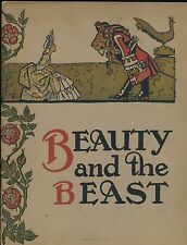 THE OLD FAIRY TALES illus. by  H.M. Brock (5 volumes) 1910, children's illus.