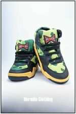 Authentic Heredia Dragon Ball Z Shoes Sneakers (Perfect Cell, US Size 9-9 1/2 )