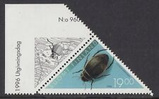 FINLAND :1996 Great Diving Beetle + label  SG1443 MNH
