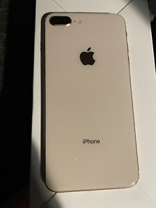 Rose Gold 64GB AT&T Apple IPhone 8 Plus Used condition