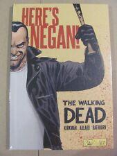 Here's Negan The Walking Dead 2017 Hard Cover Robert Kirkman Robert Adlard