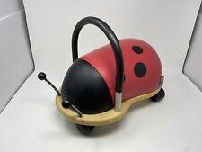 Prince Lionheart Original Wheely Bug Ladybug 7502 Toddler Ride On 1.5 Yrs+