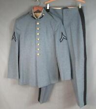 Vintage 1950s Valley Forge Military Academy Cadet Uniform Wool Jacket/Pants Vfma