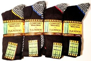 Mens Breathable Anti Sweat Heavy Duty Cotton / Bamboo Work Boot Socks for Summer