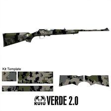 GunSkins Traditional Hunting Rifle Skin Camo Wrap DIY Vinyl Kit